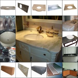 High Quality Granite or Marble Vantity Top/Countertop pictures & photos