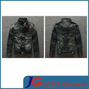 Fashion Cool Men Jean Coat (JC7019) pictures & photos