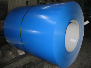 Hot Dipped Galvanized Steel Sheet/Color Coated Galvalume Steel Coil pictures & photos