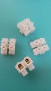 10 a Plastic PE Terminal Connector of 2 Way pictures & photos