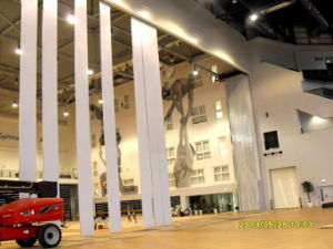 China Aluminum Mobile Walls for Conference Hall, Multi-Purpose Hall pictures & photos