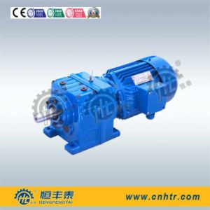 R Series Helical Gearbox Reducer pictures & photos