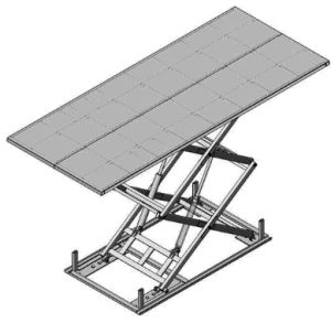 Scissor Lift Platform DSP6000