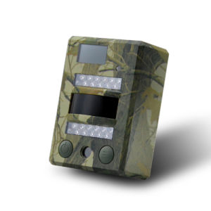 Trail Camera 8MP 720p IP54 Waterproof Black IR Hunting Camera pictures & photos