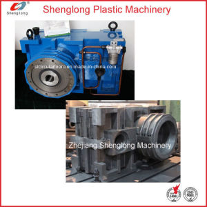 Plastic Extruder Machine Hard Surface Gearbox (SZ45) pictures & photos