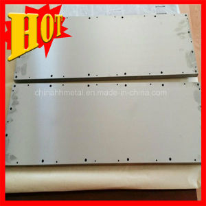 Gr2 Titanium and Other Alloy Sputtering Target Plate for Coating pictures & photos