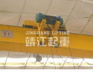 Low Headroom Electric Single-Girder Crane