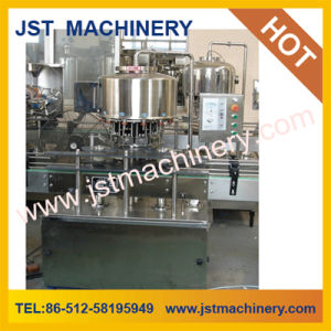 Small Capacity Linear Type Bottled Drinkable Water Filling Plant 12-12-1 pictures & photos