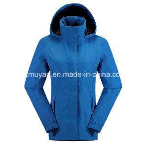 Men ′s Outdoor Waterproof Jacket pictures & photos