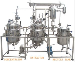 Herb Extractor and Evaporator pictures & photos