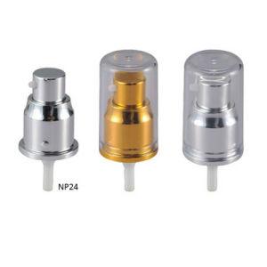 Aluminum Pump Cosmetic Dosing Pump (NP24) pictures & photos