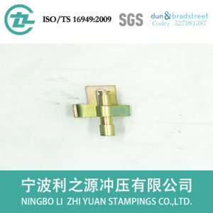Galvanized Hardware Stamping Parts in Iron Material pictures & photos