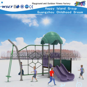 Small Outdoor Playground Kids Climbing Equipment HD-Tsc003 pictures & photos