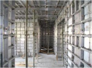 Aluminum Frame Formwork, Factory Price