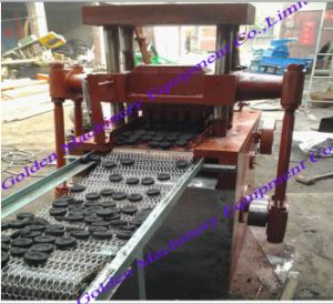 Arabic Barbecau Shisha BBQ Charcoal Tablet Briquette Press Machine pictures & photos