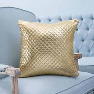 Hand-Made Decorative Cushion/Pillow with Geometric Pattern (MX-30) pictures & photos