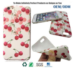 Mobile Phone Accessories Custom Design 3D Sublimation IMD Printing Soft TPU Case for iPhone 6s 6 Plus Cover pictures & photos