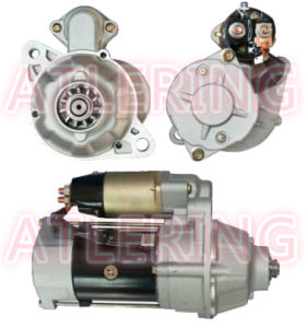 24V 11t 4.5kw Cw Starter Motor for Mitsubishi Amc 18242 pictures & photos