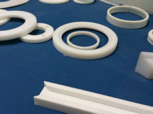 PTFE Gasket, PTFE Seal, PTFE Ring, PTFE Ball, PTFE Parts pictures & photos