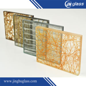 8.38mm Tempered Green Laminated Glass pictures & photos