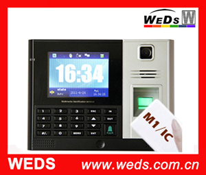 Biometric Time Attendance with HD Color Camera