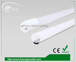 270degree 60cm 10W 1000lm Round Shape LED Tube Light pictures & photos