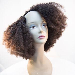 3/4 U Brazilian Virgin Hair U Part Wig pictures & photos