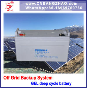 High Quality Maintenance Free Lead Acid Battery 2V 3000ah with Factory Delively pictures & photos