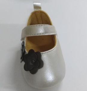 Flowers Baby Casual Shoes Ws17553 pictures & photos
