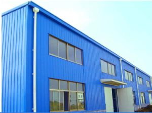 High Grade Customized Steel Structure Factory/ Steel Building/ Workshop pictures & photos