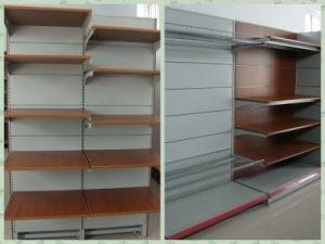 Supermarket Shelf Heavy Duty Gondola Shelf pictures & photos