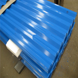Prepainted Gi Corrugated Roof Sheet pictures & photos