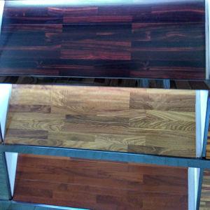Grade Ab Multi-Layer 3-Strip Oak Parquet Engineered Flooring pictures & photos