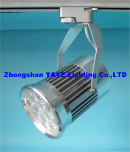 Yaye Best Sell 2/3/4-Wires 12W LED Track Light with CE/RoHS pictures & photos