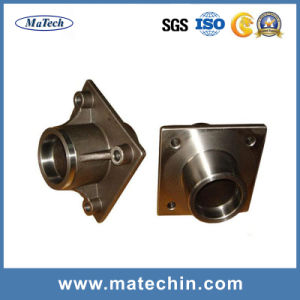 China Factory Custom Precisely Stainless Steel Casting CNC Machining for Machinery Parts pictures & photos
