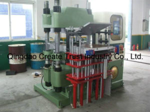 2017 Column Type Full Automatic Rubber Press Machine pictures & photos