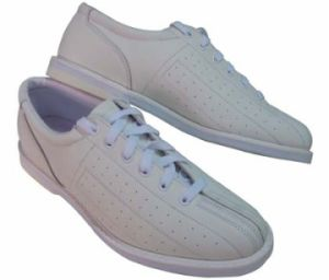 PU Material Rental Bowling Shoes pictures & photos