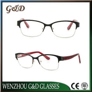New Design Eyeglasses Eyewear Optical Metal Frame pictures & photos