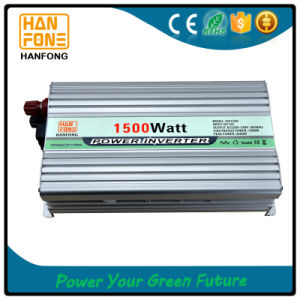 Frequency 1500W China Manufacturer Power Energy Inverter Full Protection pictures & photos