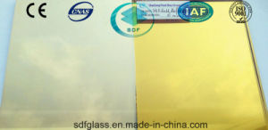 Golden Reflective Glass with Ce, ISO 4nn to 6mm pictures & photos