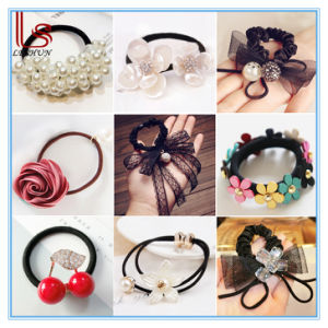 Fashion Hair Accessories Elastic Hair Bands pictures & photos