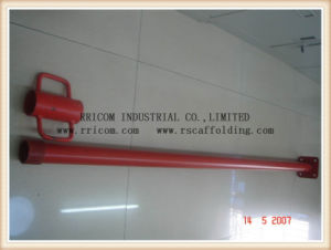 Red Paiting Construction Used Scaffolding Props and Adjustable Telescopic Prop pictures & photos