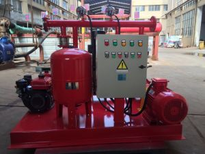 Fire-Fighting Pump Set pictures & photos