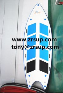 Tourism Portable Good Quality Design Fashion Waterproof PVC Compound Sup Stand up Paddle Board pictures & photos
