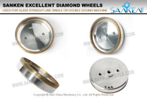 High Quality Competitive Glass Diamond Polishing Wheel for Glass pictures & photos