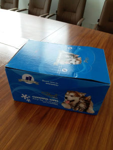 Pet Cleaning and Care Daily Used Wet Wipes pictures & photos