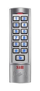 Slim Metal Access Control Standalone Keypad N1em pictures & photos
