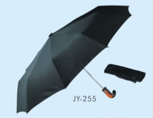 Automatic Open and Close 3 Fold Umbrella (JY-255) pictures & photos