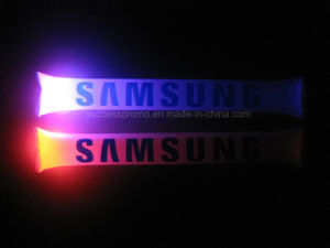 fashion Style Flashing LED Inflatable Bang Bang Cheering Stick pictures & photos