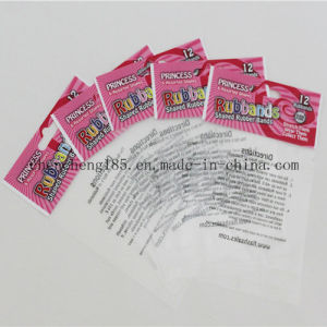 Colorful Printed Self Adhesive Seal OPP Plastic Bag 3 pictures & photos